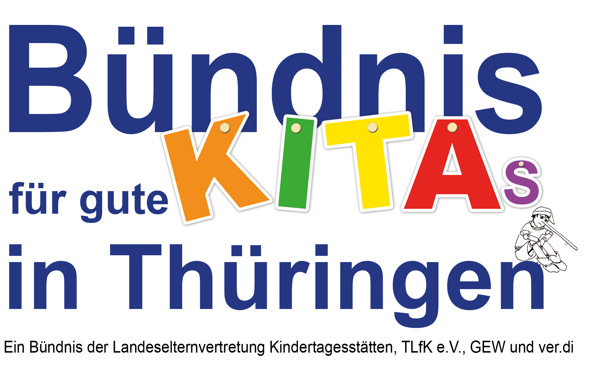 Bündnis für gute Kitas in Thüringen